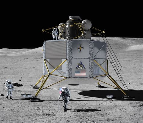 The Lander Picss | altair lunar lander stage ascent page 4 pics about space