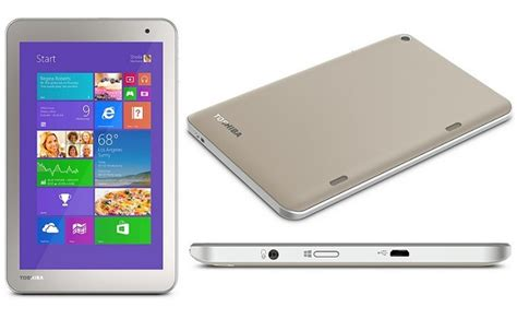 Harga Toshiba Wt8 toshiba encore 2 affordable windows 8 tablets starts at
