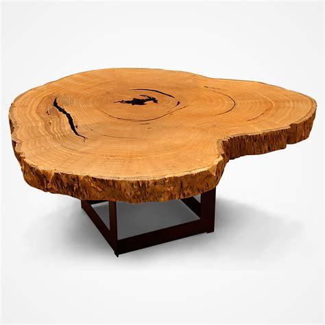 wood slab table tops organic pequi wood slab top dining table metal base