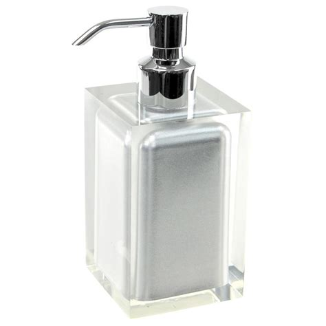 Dispenser Soap rainbow soap dispenser with curved zuri furniture