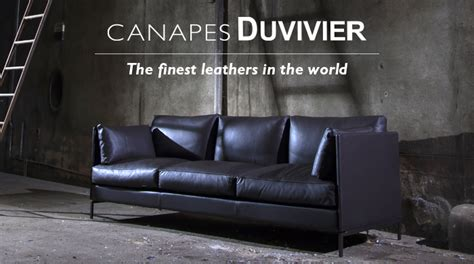 high end leather furniture canap 233 s duvivier