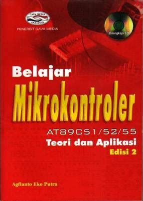 Ekonometrika Teori Dan Aplikasi Jilid 2 belajar mikrokontroler at89c51 52 55 teori dan aplikasi edisi 2 dsp embedded electronics