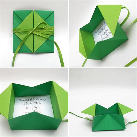 How To Make An Envelope Origami - 1000 images about origami envelope en letterfold on