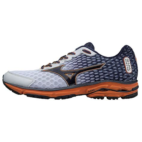 who sells mizuno running shoes mizuno s wave rider 18 wide running shoes 410655 new