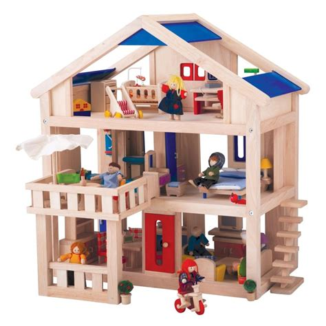 coolest doll houses best wooden dollhouse 3 selected models