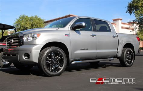 Black Rims For Toyota Tundra Toyota Tundra Wheels And Tires 18 19 20 22 24 Inch