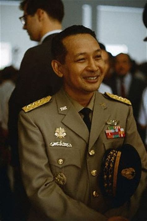 Smiling General soeharto 2nd president of indonesia indonesia jaman