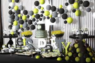 40th Birthday Decorations by Birthday Ideas Search It S A