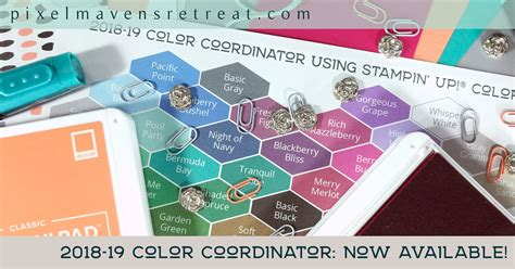 color coordinator order your 2018 19 color coordinator today pixel mavens