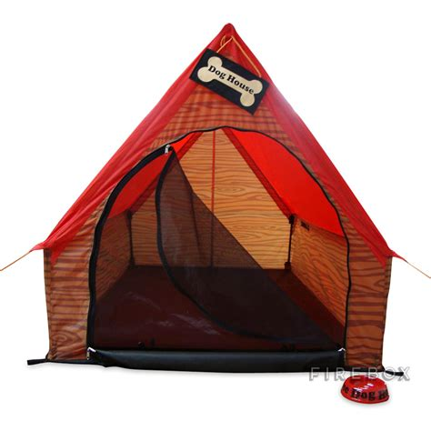 tent dog house the dog house tent firebox