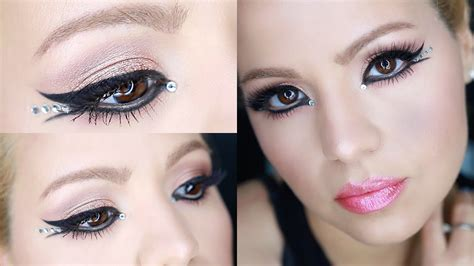 tutorial makeup dance stage makeup tutorial ballet inspired makeup youtube