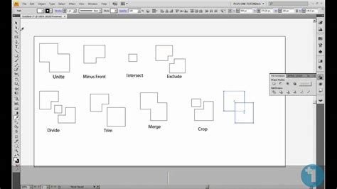 illustrator tutorial join how to join split crop and more an object path shape
