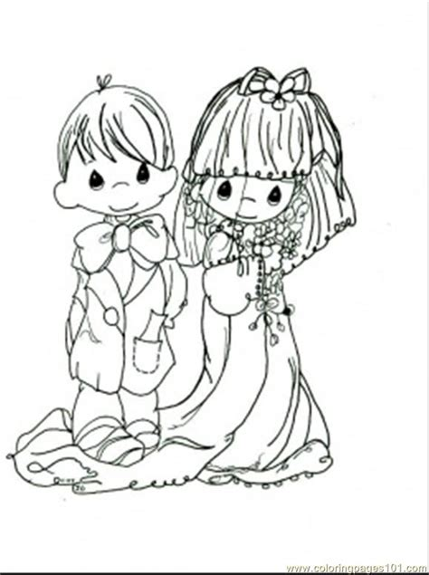 Moments Wedding Coloring Page Coloring Page Free Wedding Coloring Pages Free