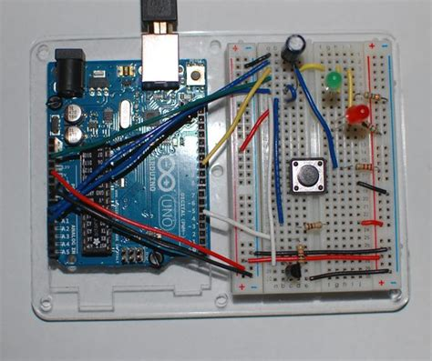 a switched capacitor emulates a 555 timer emulator for arduino 6 steps with pictures