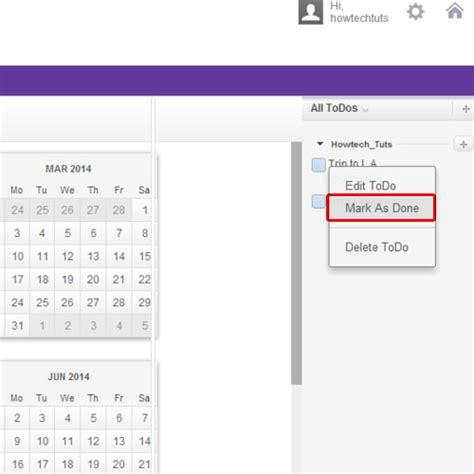 yahoo layout change how to use yahoo calendar howtech