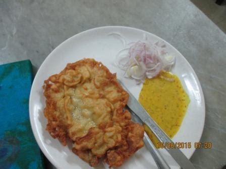 Shrimp Cutlet food in kolkata itiriti