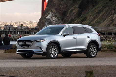 mazda suv for sale 2018 mazda cx 9 suv pricing for sale edmunds