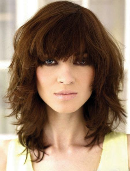 elegant hairstyles with bangs medium hairstyles and cuts elegant updo with swept bangs
