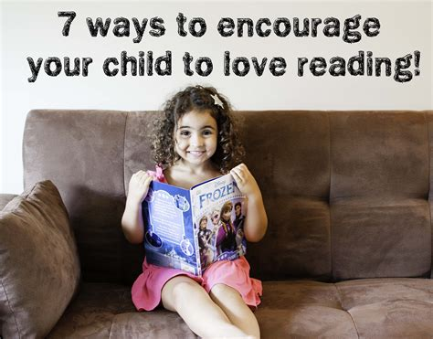 8 Ways To Encourage Your Children To Read by A Sorta Fairytale 7 Ways To Encourage Your Child To
