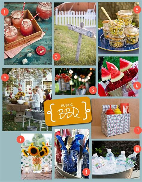 backyard bbq party supplies 17 best images about bbq couples wedding shower on