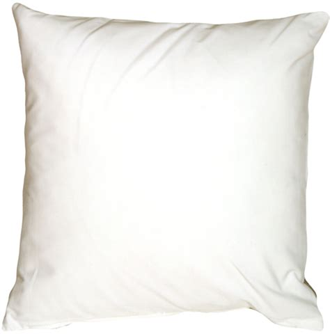 White Toss Pillows by Caravan Cotton White 16x16 Throw Pillow From Pillow Decor
