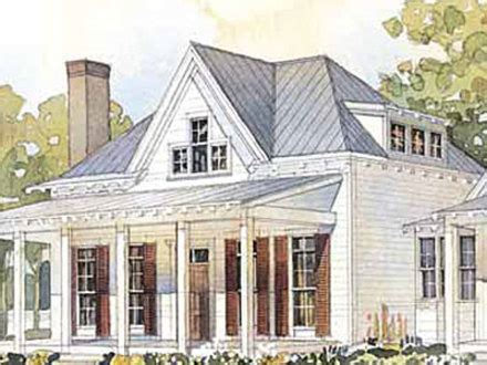 Lakeside Cottage Southern Living Cottage Living Magazine Cottage Lake House Plans
