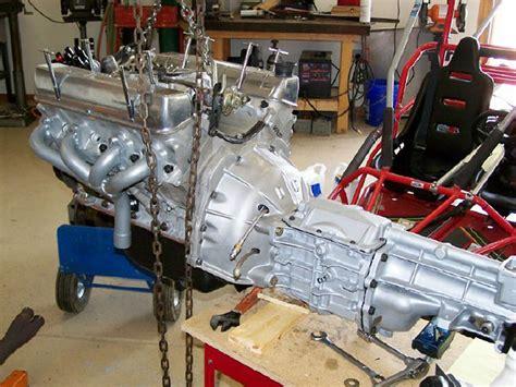 Mike Jelinek S 1980 Mgb Le With All Aluminum Stroker Motor