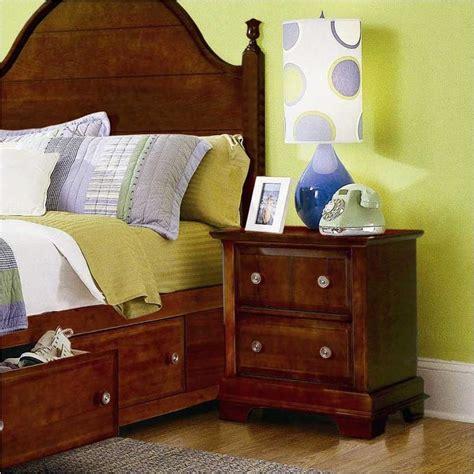 vaughan bassett cottage bb19 cherry bedroom group bb19 226 vaughan bassett furniture night stand cherry