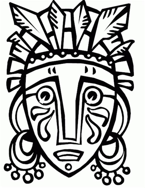 african music coloring pages african mask coloring page coloring home