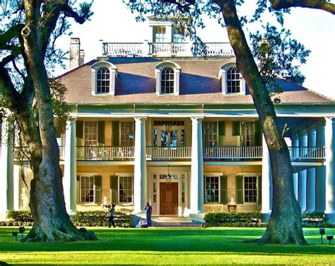 plantation house plans old southern historic home