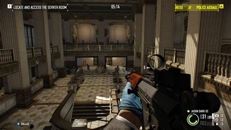 big bank payday 2 the big bank heist review