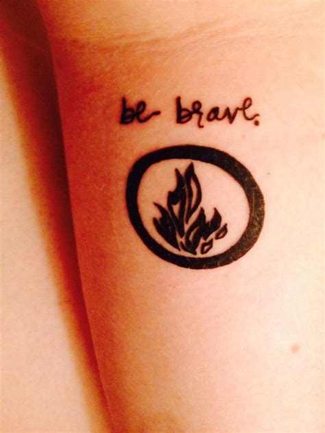 brave tattoos 25 best ideas about dauntless on