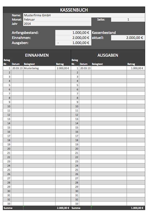 Design Vorlage Excel Gratis Freeware Vorlage Muster Kassenbuch Microsoft Excel Pdf