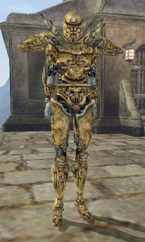 morrowind console commands bonemold armor morrowind elder scrolls fandom