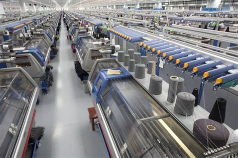 industrial knitting machine stoll focuses on flat knitting machine networking
