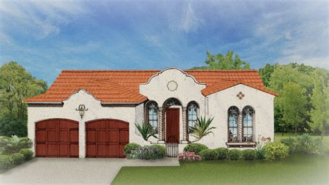 mission house plans and mission designs at