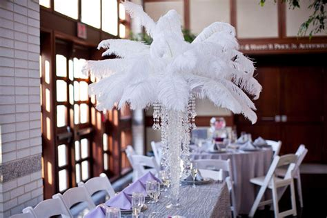ostrich feather centerpieces rental ostrich feather centerpieces rentals lshade rentals and design services for all kinds of