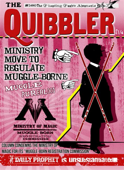 printable quibbler cover quibbler by wiwinjer on deviantart