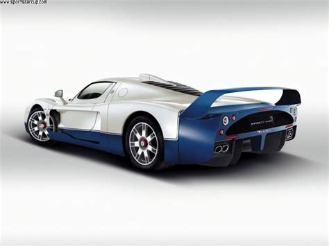 Maserati Ta by Auto Cars Project Maserati Mc12