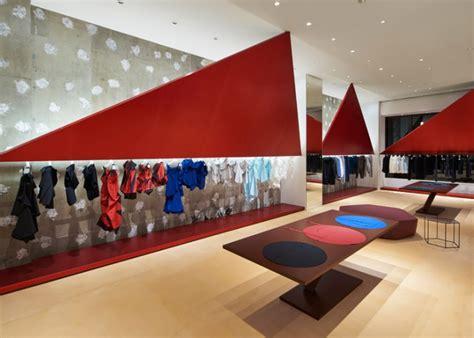 home design stores tokyo issey miyake marunouchi store by tokujin yoshioka tokyo