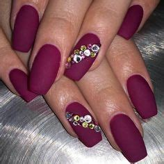 Nails Rot 4717 by 25 Cool Matte Nail Designs To Copy In 2017 Coffin Nails