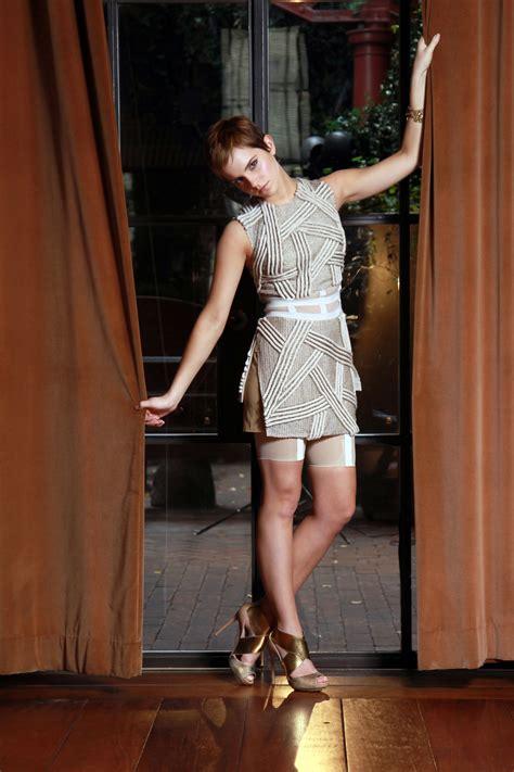 emma watson womens wear daily photoshoot