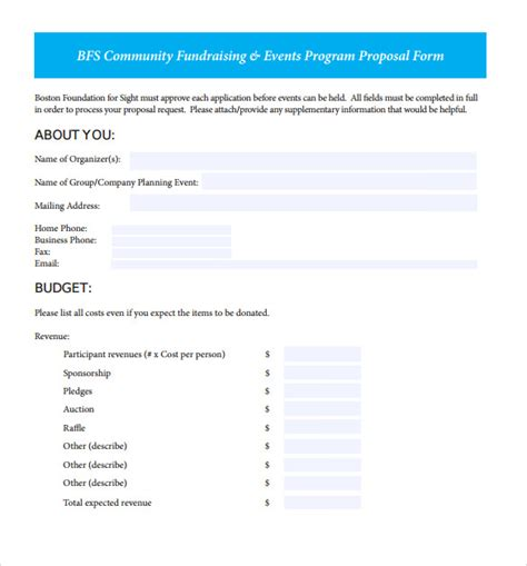 38 Event Program Templates Pdf Sle Templates Fundraising Event Program Template