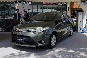 vios color 2016 toyota vios yaris refreshed with dual vvt i cvt