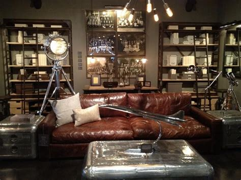 aviation furniture restoration hardware 2655