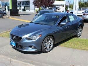 mazda 6 grand touring blue mitula cars