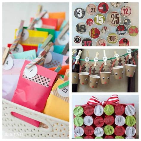 ideas to make your own advent calendar creative ideas for diy advent calendars to countdown to