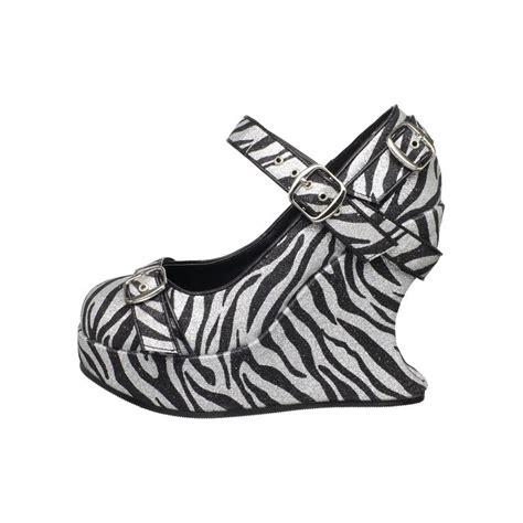Peau De Zèbre by Chaussures Talon Zebre Gold Sandals Heels