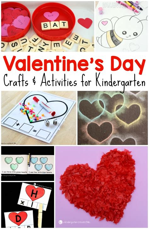 Activities For S Day 50 Valentines Day Crafts And Activities For