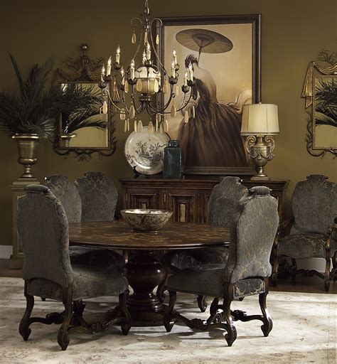 Tuscan Dining Room Table | tuscan furniture colorado style home furnishings